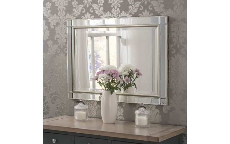 Yearn Glass Venetian Mirror