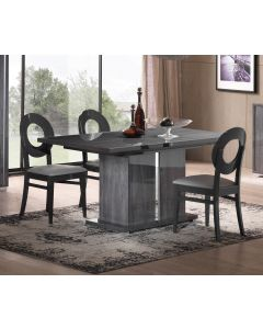 Armony Rectangular Dining Table with the choice of 4 - 6 Oval Dining Chairs San Martino