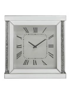 Sorento Mirror Wall Clock