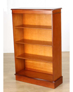 3 Shelf Plain Bookcase