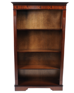 3 Shelf Geogian Bookcase
