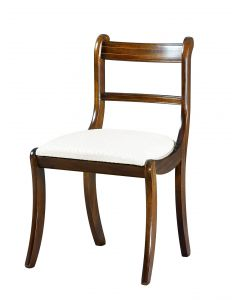 Scroll Dining Chair