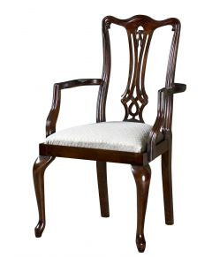 Chippendale Carver Dining Chair