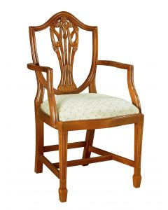 Prince of Wales Carver Dining Chair