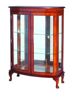 High Quality 2 Doors Display Cabinet