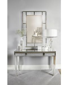 Milano Mirror Large Console Table