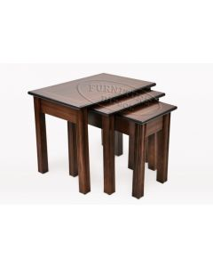 Inlaid Nest Of Tables
