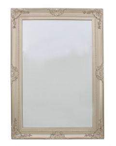 Champagne Baroque Wall Mirror