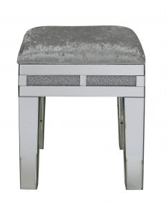 Milano Mirror Stool